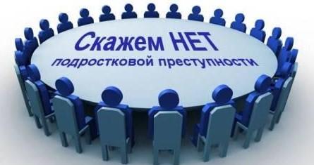 Тесное взаимодействие техникума и субъектов профилактики правонарушений в рамках «Месячника»