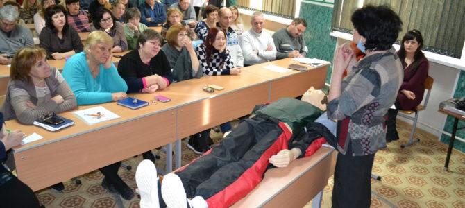 В ГАПОУ «ВТЖТиК» был проведен мастер-класс «Оказание первой доврачебной помощи пострадавшему»