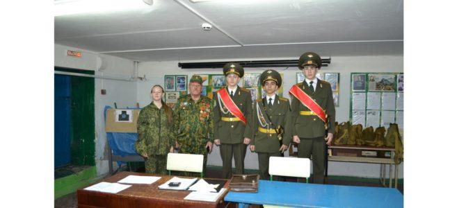 16 марта в ГАПОУ «ВТЖТиК» в учебном корпусе № 2 завершился городской этап областного конкурса «Солдат — 2018»