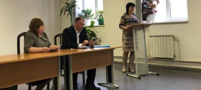 Агитбригада ГАПОУ «ВТЖТиК» провела профориентационное мероприятие.