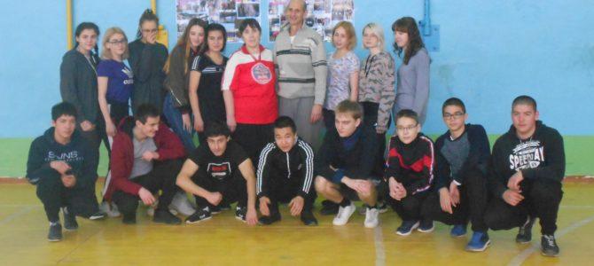 Студенты ГАПОУ «ВТЖТиК» приняли участие в спортивном мероприятии.